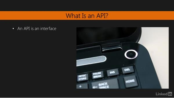 What Is an API?: RESTful Web API Design with Node.js