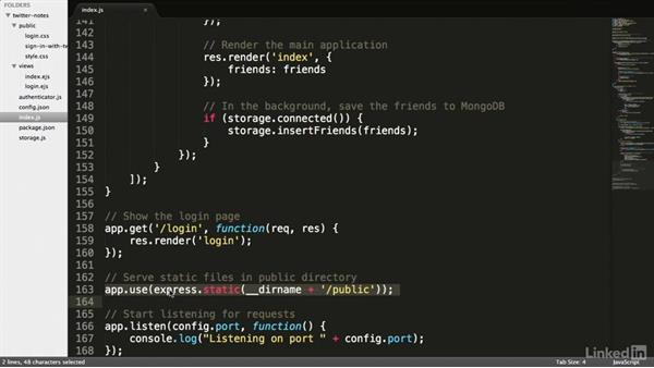 Saving data in MongoDB: RESTful Web API Design with Node.js