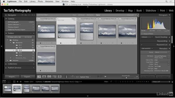 How to use the exercise files: Lightroom: Customizing Tips and Techniques
