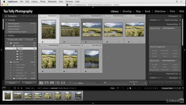 Label and sort: Lightroom: Customizing Tips and Techniques