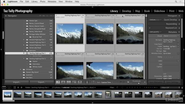 Synchronize with Bridge/OS: Lightroom: Customizing Tips and Techniques