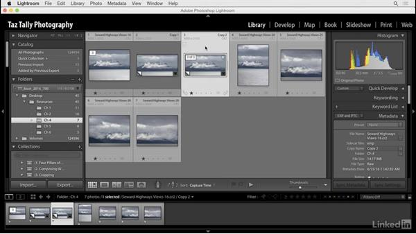 Using virtual copies: Lightroom: Customizing Tips and Techniques