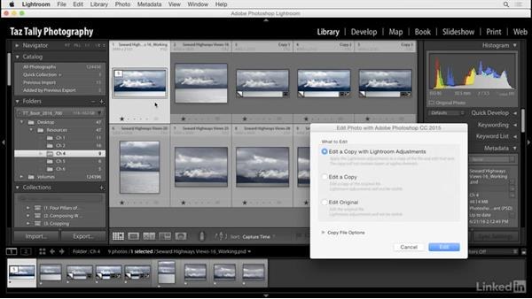 Customize Lightroom-to-Photoshop workflows: Lightroom: Customizing Tips and Techniques