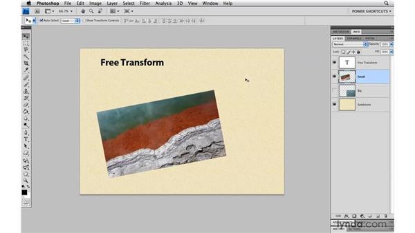 Transform Again: Photoshop CS4 Power Shortcuts