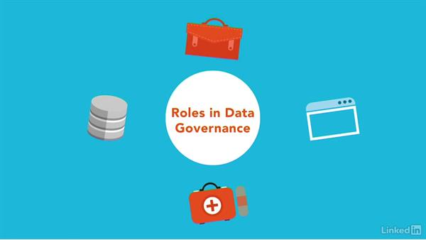 Roles in the data governance domain: Introduction to Data Governance