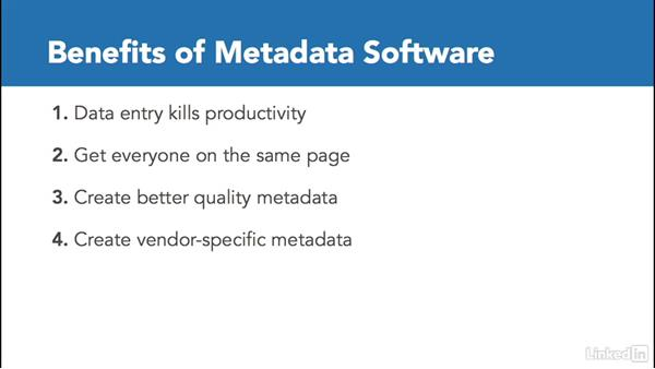 Managing metadata and creating ONIX files: Learning Metadata for Book Publishing