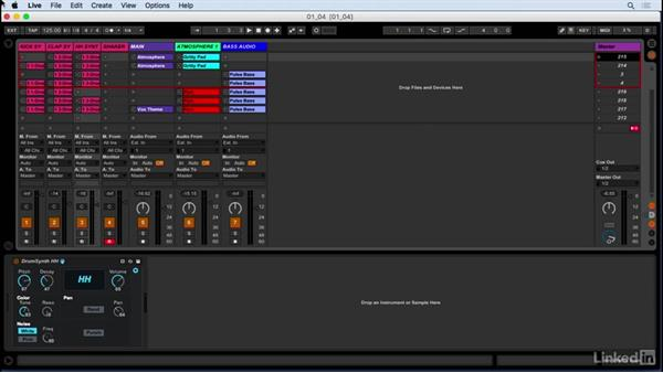 The foundation of a track: Electronic music production concepts: Producing Electronic Music in Ableton Live