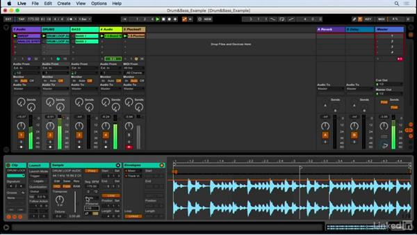 Warping basics: Producing Electronic Music in Ableton Live