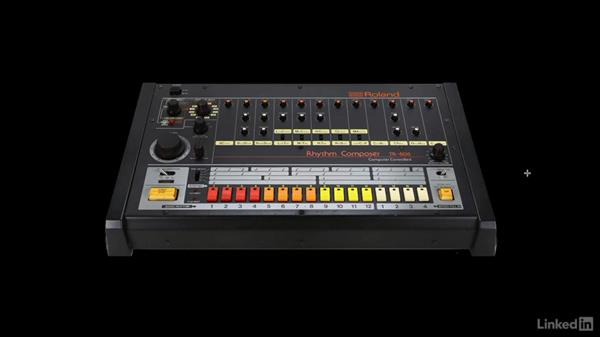 Quick history of traditional drum machines: Producing Electronic Music in Ableton Live
