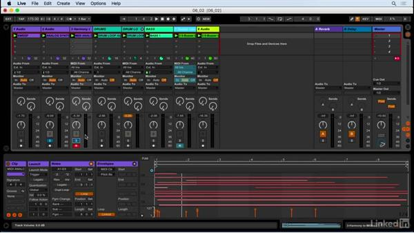 Harmony to MIDI: Producing Electronic Music in Ableton Live