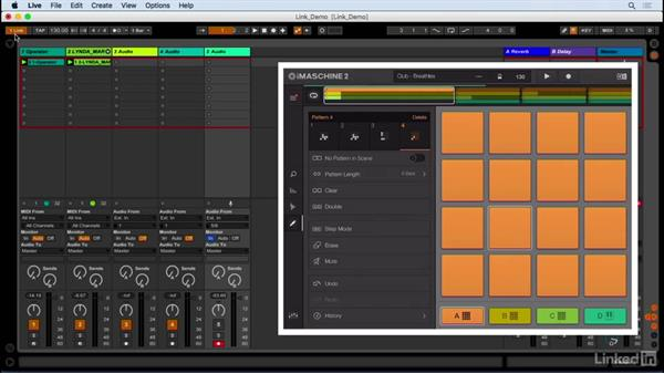 Working with Ableton Link and iOS devices: Producing Electronic Music in Ableton Live