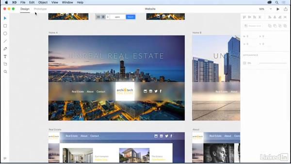 Welcome: Design a Website with Adobe XD