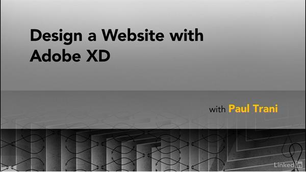 Goodbye: Design a Website with Adobe XD