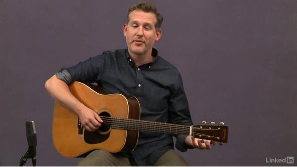 Tuning the guitar: Acoustic Guitar Lessons with Bryan Sutton: 1 Picking, Fretting, and Chords