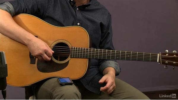 Fundamentals of practice: Part 3: Acoustic Guitar Lessons with Bryan Sutton: 1 Picking, Fretting, and Chords