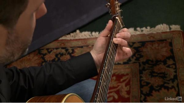 Major chords 1: The chords G, C, and D: Acoustic Guitar Lessons with Bryan Sutton: 1 Picking, Fretting, and Chords