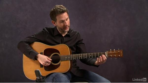 Major chords 2: The chords A and E: Acoustic Guitar Lessons with Bryan Sutton: 1 Picking, Fretting, and Chords