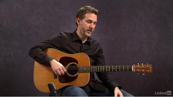 """Twinkle, Twinkle Little Star"" (basic): Acoustic Guitar Lessons with Bryan Sutton: 1 Picking, Fretting, and Chords"