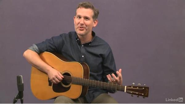 """""""Whiskey Before Breakfast"""" (basic): Melody, part 1: Acoustic Guitar Lessons with Bryan Sutton: 1 Picking, Fretting, and Chords"""