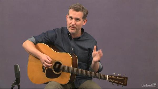 """""""Whiskey Before Breakfast"""" (basic): Melody, part 2: Acoustic Guitar Lessons with Bryan Sutton: 1 Picking, Fretting, and Chords"""