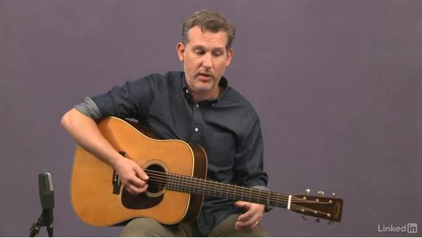 """Whiskey Before Breakfast"" (basic): Rhythm: Acoustic Guitar Lessons with Bryan Sutton: 1 Picking, Fretting, and Chords"