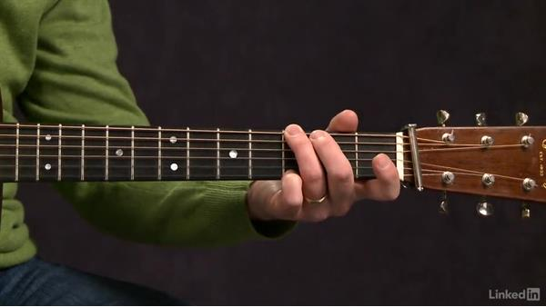 """""""Turkey in the Straw"""" (basic): Rhythm: Acoustic Guitar Lessons with Bryan Sutton: 1 Picking, Fretting, and Chords"""
