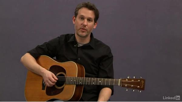 """My Home Across the Blue Ridge Mountains"" (basic): Acoustic Guitar Lessons with Bryan Sutton: 1 Picking, Fretting, and Chords"