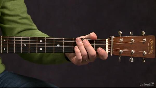 """Soldiers Joy"" (basic): Melody, part 2: Acoustic Guitar Lessons with Bryan Sutton: 1 Picking, Fretting, and Chords"