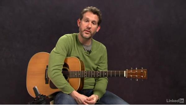 """""""Soldiers Joy"""" (basic): Rhythm: Acoustic Guitar Lessons with Bryan Sutton: 1 Picking, Fretting, and Chords"""