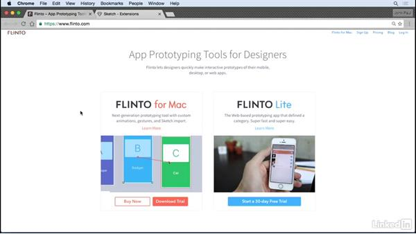 Preview and demo options for Sketch: Learn Sketch: Style Guides & Asset Libraries