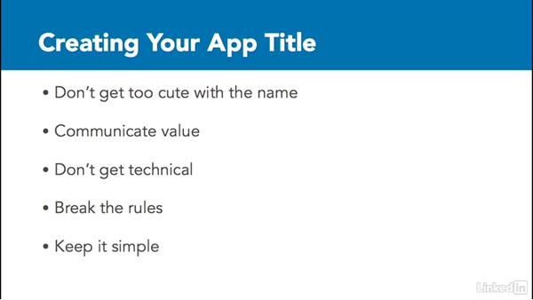 Creating the ideal app title: App Store Optimization for iOS and Android Applications