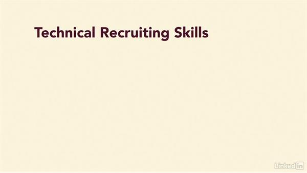 What you should know about technical recruiting: Technical Recruiting