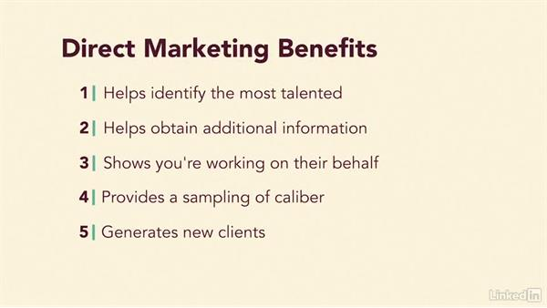 How to directly market candidates: Technical Recruiting