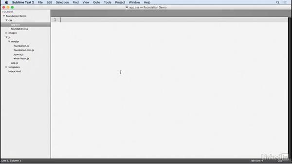Modifying files: CSS: Frameworks & Grids