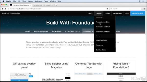 Utilizing framework capabilities: CSS: Frameworks & Grids