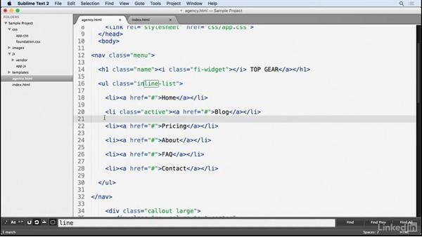 Add a custom header: CSS: Frameworks & Grids