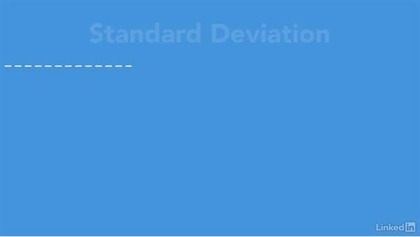 Standard deviation: Calculate it and understand it: Statistics Fundamentals - Part 1: Beginning