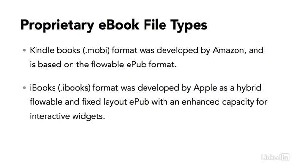 The electronic book landscape: Learn iBooks Author 2016: The Basics