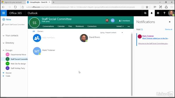 Join a group: Learn Office 365 Groups: The Basics