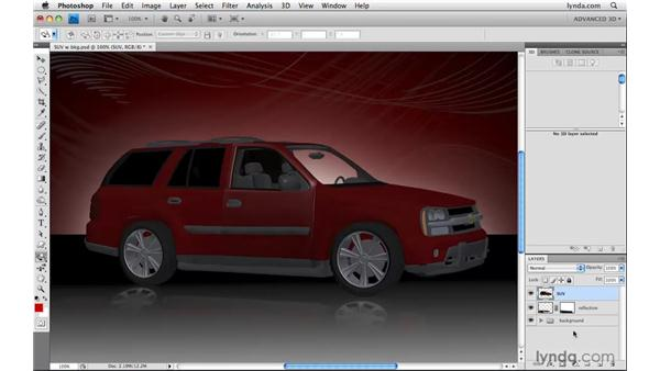 Creating precomps in Photoshop: After Effects CS4 Beyond the Basics