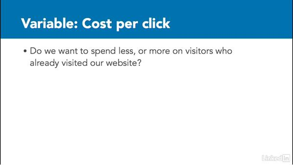 Deciding on a remarketing budget: Remarketing with AdWords and Analytics