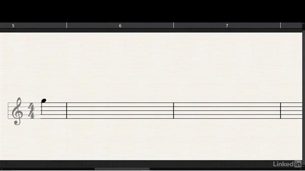 Stems: Learning Music Notation