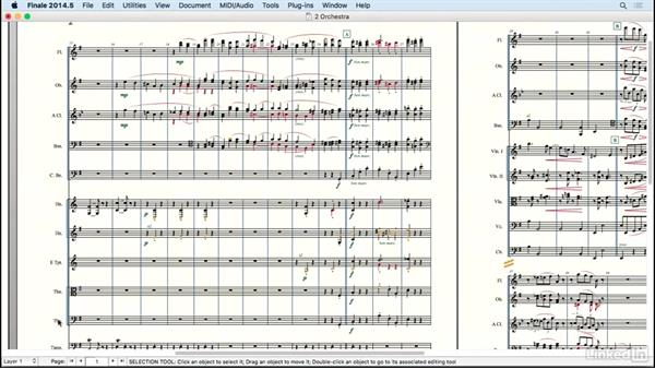 Score setup: Spacing: Learning Music Notation