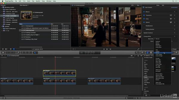 Welcome: Final Cut Pro X Guru: Blending Mode Secrets