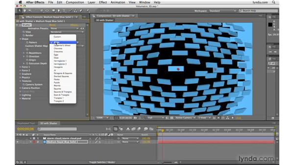 Faking 3D volume: After Effects CS4 Beyond the Basics