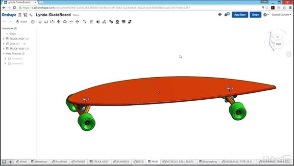 Understanding the assembly environment: Learn Onshape: The Basics