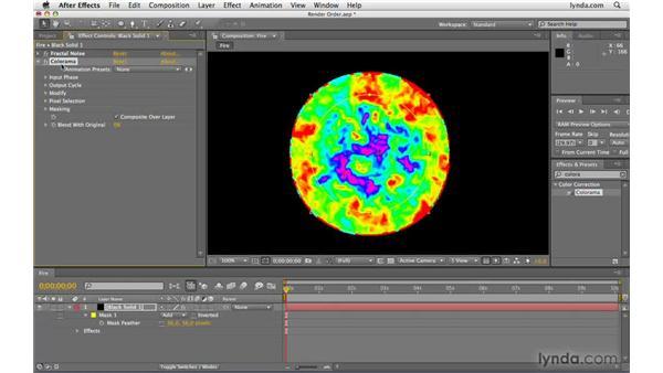 Understanding render order: After Effects CS4 Beyond the Basics
