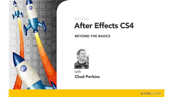 Goodbye: After Effects CS4 Beyond the Basics