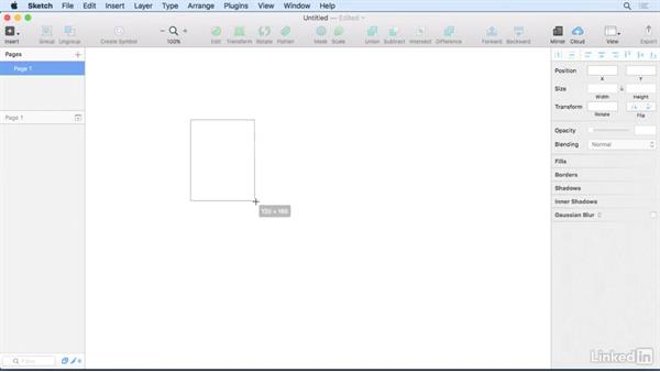 A look around Sketch: Learn Sketch: Mobile Design Workflows