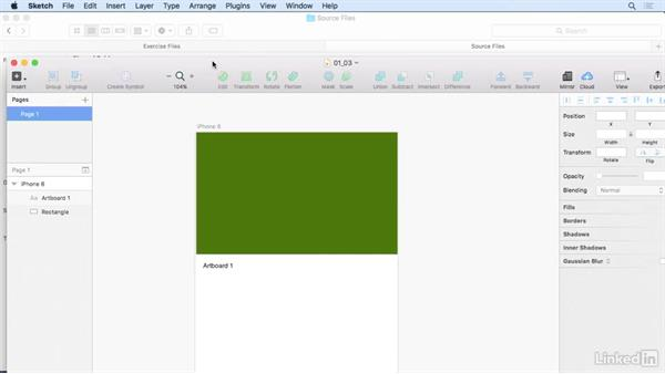 InVision and InVision Sync with Sketch: Learn Sketch: Mobile Design Workflows
